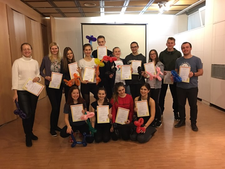 Animátorský kurz Pro-Staff Bratislava