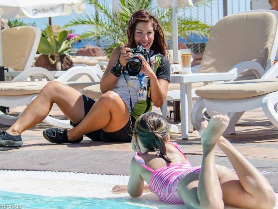 praca fotograf v hoteli